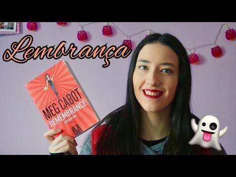 LEMBRANC?A - Meg Cabot | A Mediadora #7 | Resenha sem spoilers!
