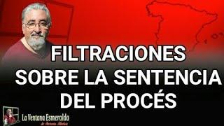 Filtraciones sobre la sentencia del Procés - YouTube
