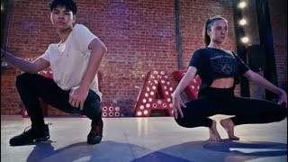 Kaycee Rice & Sean Lew | You Don't Know - 702 | Brian Friedman Choreography