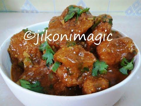 Nduma   Arrow Root   Taro Root   Arbi Curry  Jikoni Magic