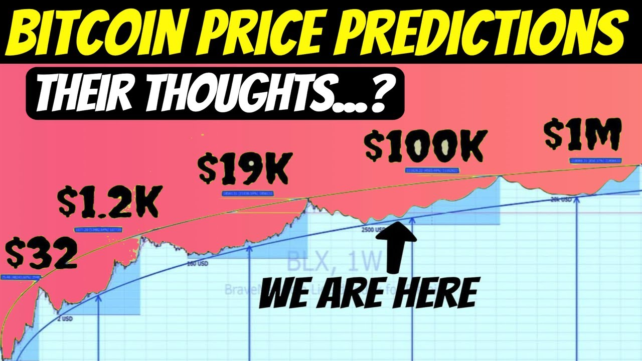 Top Experts Make Bitcoin Price Predictions | by the End of 2020 and Beyond #Bitcoin #BTC