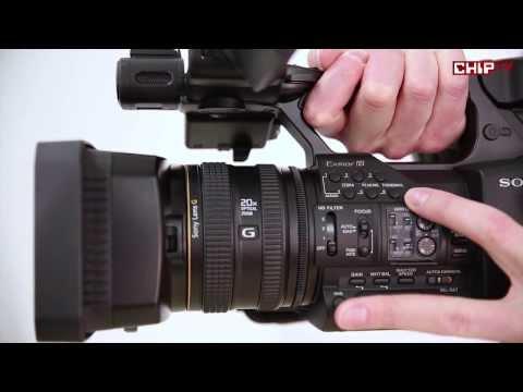 Sony FDR-AX1 - 4k-Camcorder im Praxis-Test | CHIP