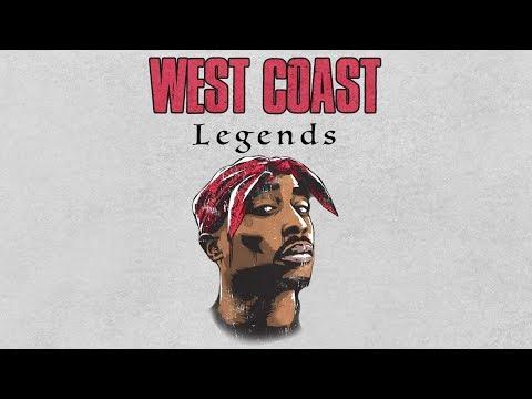 West Coast Legends (ft. 2Pac & More!) | DJ Discretion Remix