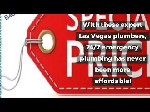 Best Las Vegas Drain Cleaning & Plumbing Repair Emergency Solutions