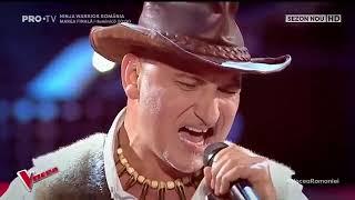 Vocea Romaniei - Sandor Dombi vs. Mihai Meiros 26.10.2018
