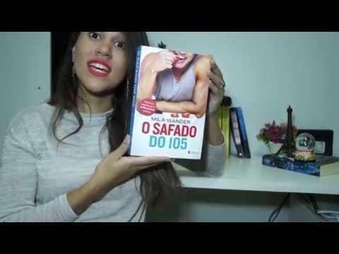 RESENHA #2 - O SAFADO DO 105