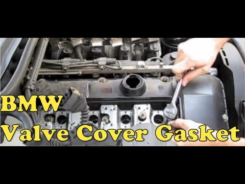 2003 E46 330Ci - Valve cover gasket torque settings?
