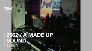 A Made Up Sound - Live @ Boiler Room 2012