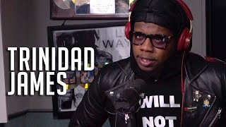 Hot 97 - Trinidad James Talks Charity, New Song + Old Beef w/ Rosenberg!