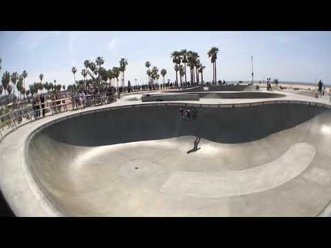 "Josiah ""Jo Jo"" Jones Venice Beach"