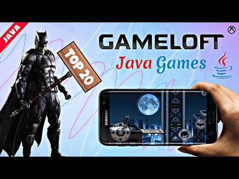 Top Gameloft Java game download on android i n J2ME loader with perfect settings by Gaming tech