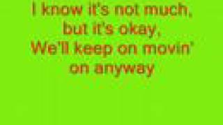 5ive - Keep On Movin' Lyrics