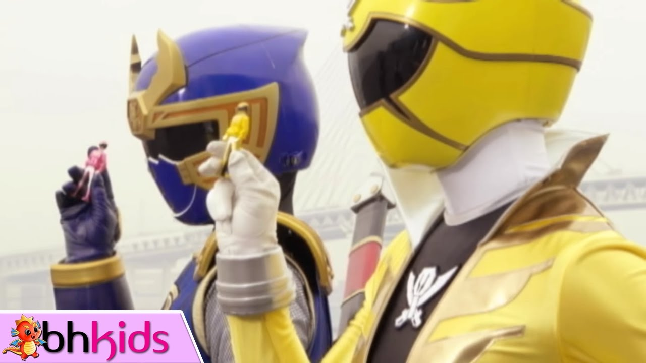 Siêu nhân Chiến đội Hải Tặc- Kaizoku Sentai Gokaiger,Tập 41: Hoàng Đế Hiện Thân