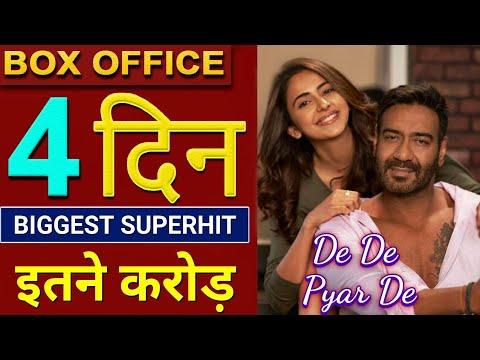 De De Pyar De Box Office Collection Day 4, De De Pyar De Collection, Ajay Devgan, Tabu, Rakul Preet,