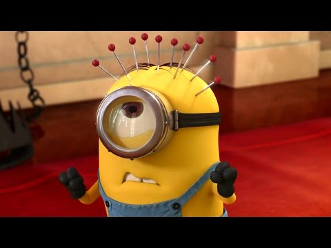 Minions Short Advertisement Movies - Animation Funny Mini Clips