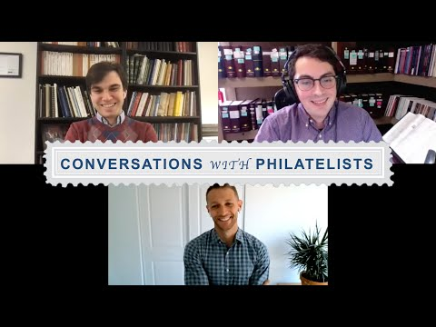 Conversations with Philatelists: Episode 48 with Cameron Blevins