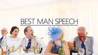 MY BEST, BEST MAN SPEECH