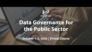 Data Governance for the Public Sector 2020 Session