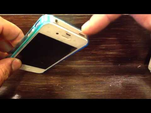 Video Apple iPhone ipad boot loop quick fix on any device, no res