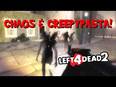 Steam Community :: Video :: CHAOS & CREEPYPASTA! L4D2 Mods & Funny