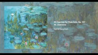 30 Caprices for Flute Solo, Op. 107