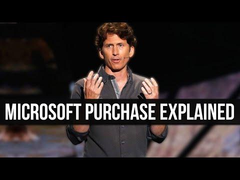 Microsoft Just Bought Bethesda – New Vegas 2, Console Exclusives, Elder Scrolls 6 Engine Upgrade
