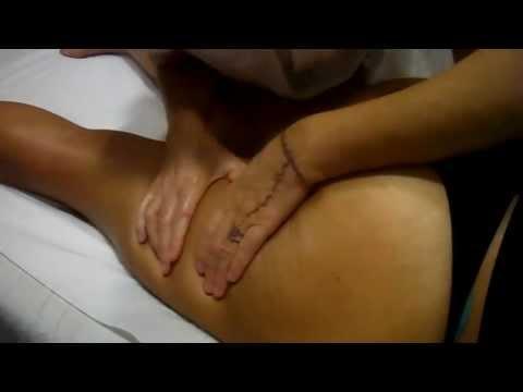 CELLULITE- massaggio parte 1(TRUCCHI DEL MESTIERE)