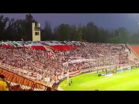 """""""Hinchada de moron en mendoza"""" Barra: Los Borrachos de Morón • Club: Deportivo Morón • País: Argentina"""