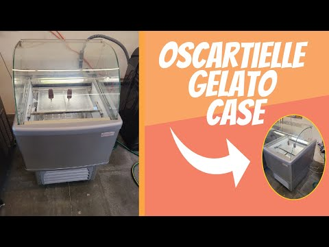Oscartielle Gelato Case