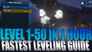 Borderlands 3 - Fastest Way To Level Guide! 1-50 In 1 Hour + Tons of loot