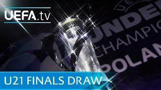 2017 UEFA European Under-21 Championship draw in full