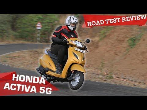 2018 Honda Activa 5G Review |👴Dadaji Of Indian Scooters | ZigWheels.com