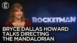 The Mandalorian: Bryce Dallas Howard On Directing The Star Wars Series
