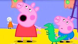 Свинка Пеппа на русском все серии подряд | Уборка Пеппы | Мультики