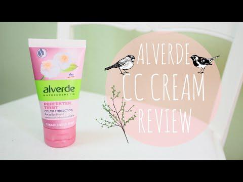 KAUFTIPP | Alverde CC Cream Review | ♣ Naturkosmetik ♣ | Erdbeerliese