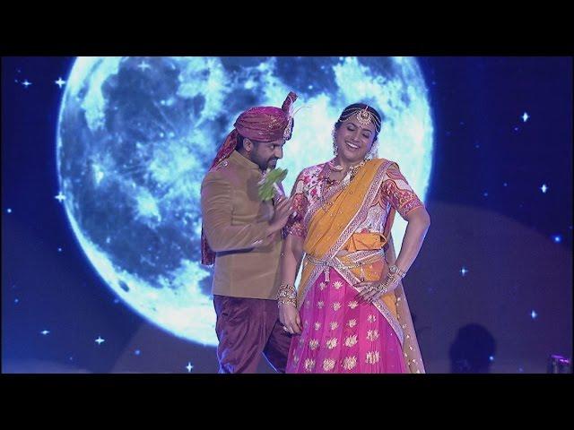 Ugadi 369 – 29th March 2017 – Roja and Shekar Master Dance Performance
