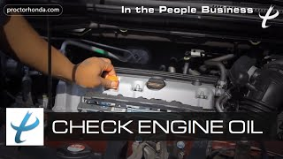 How To Check Engine Oil - Hot or Cold?