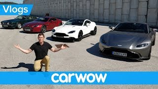 New Aston Martin Vantage  – Does It Live Up To The Legends? | Mat Vlogs