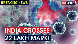 India Records Highest Single- Day Spike With Over 62,000 COVID-19 Cases | CNN News18 - Download this Video in MP3, M4A, WEBM, MP4, 3GP