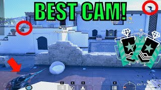 BEST Valkyrie Cam EVER!? - Rainbow Six Siege Gameplay