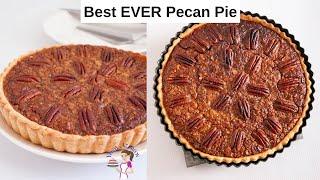 Classic Pecan Pie – Best Homemade Pecan Pie Recipe