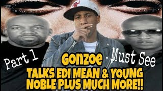 Interview: Gonzoe Clowns Edi Mean & Noble Talks Vladtv, Snoop Dogg & Treach | DocHicksTv