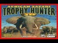 African Safari Trophy Hunter 3d 1998 Pc