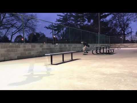 Raw clips from the Gallatin TN skatepark
