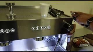 Cafetera barista pro 2 grupos