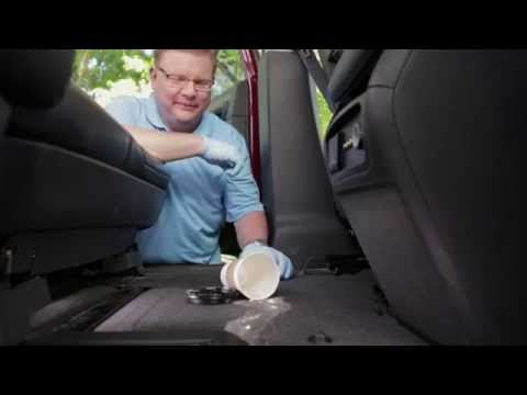 Car Cleaning Tips from a Pro: Spills