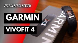 Garmin Vivofit 4 Review | Fitness Tech Review