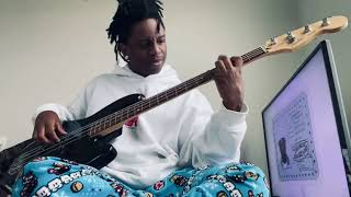 Tyler, The Creator- Sir Baudelaire Bass Cover