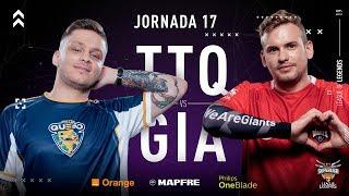Telepizza Team Queso VS Vodafone Giants   Jornada 17   Temporada 2019 Verano