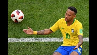 Neymar junior comes alive as Brazil progress to quarterfinals of the World Cup 2018